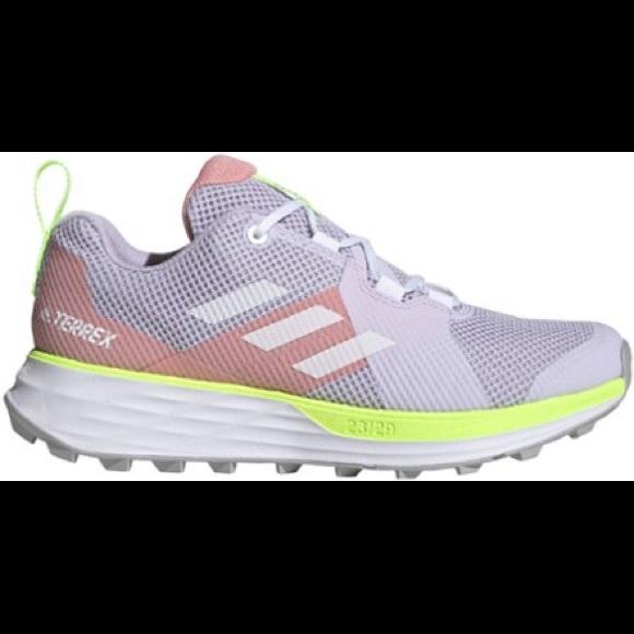 Adidas Terrex 2 Trail Running Shoes 8.5 Women's